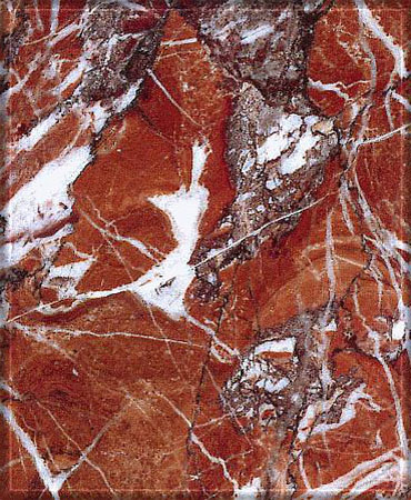Eretria Red Marble